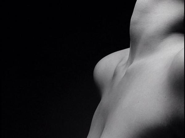 Daili krūtinė