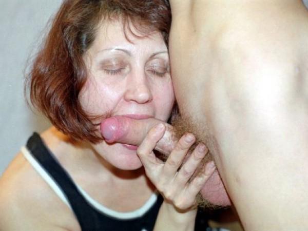 Mama ir sūnus
