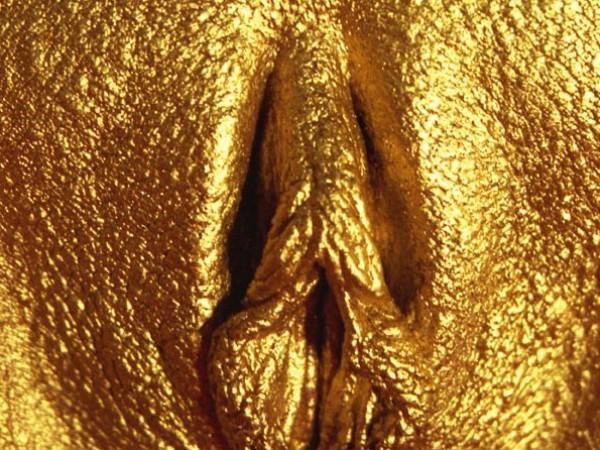 Auksinė putė