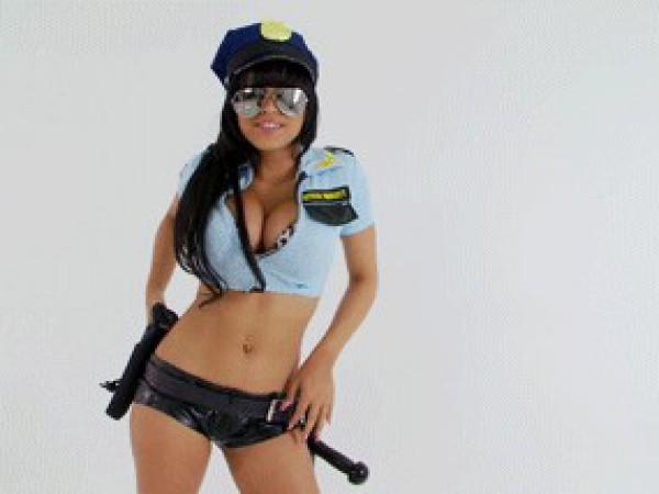 Kekšė policininkė